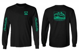 Cudakilla Dry-Fit Long Sleeve Tee