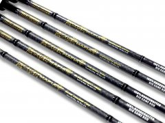 Prohunter Mafia 'Black' Offshore Popping Rods