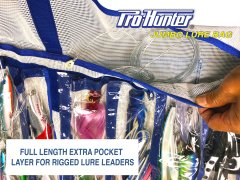 Prohunter Jumbo Saltwater Lure Bag
