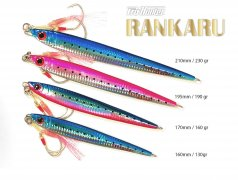 Rankaru Jig Sizes