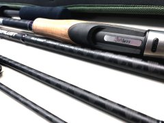 Jabbers Wanderlust/Beast Flogger 5 pc Travel Rods