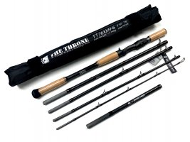Ironman Travel Rods