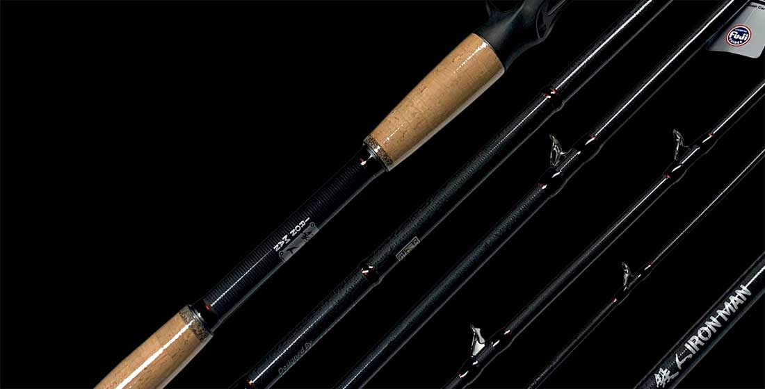 offshore saltwater fishing rods